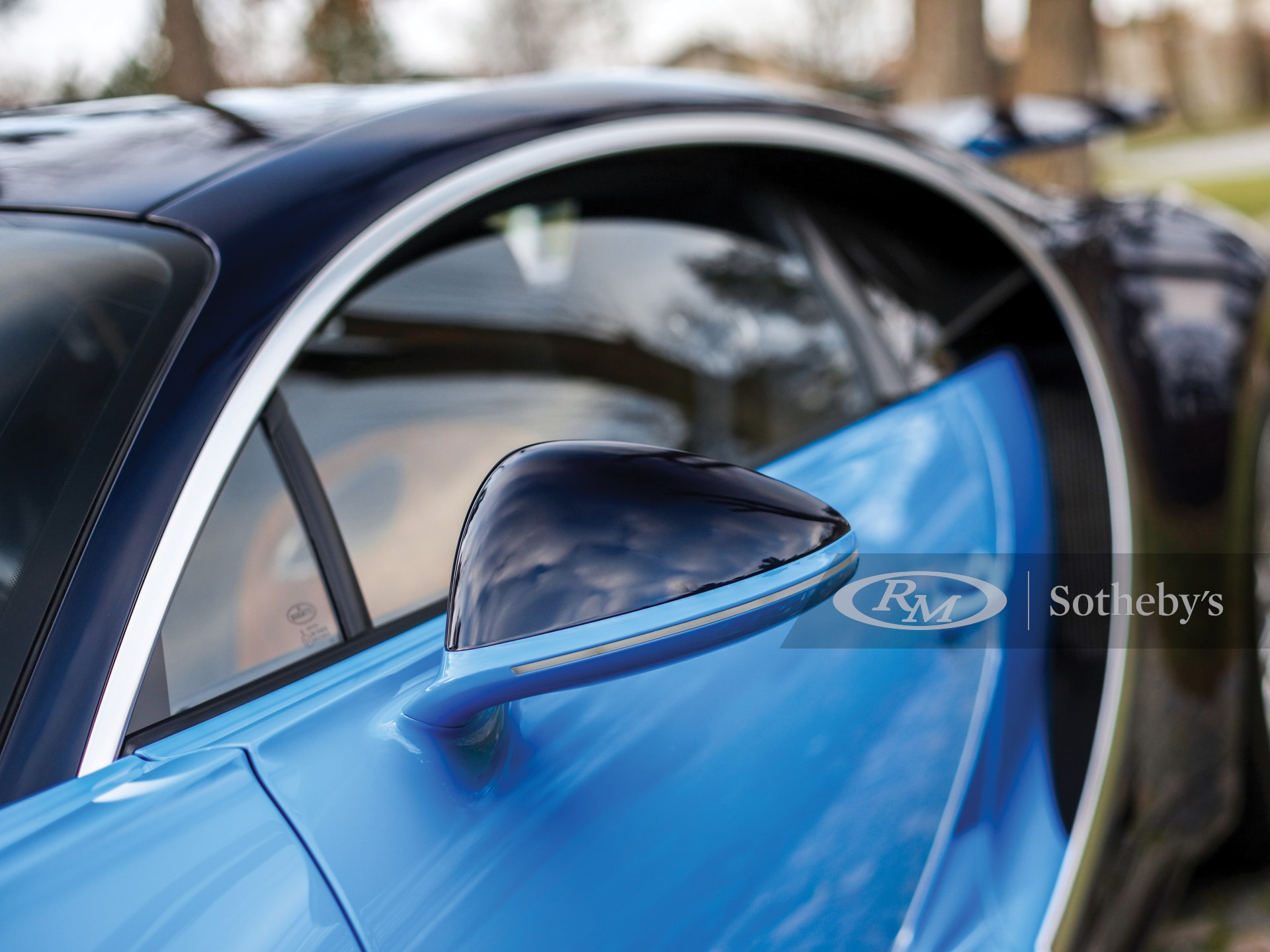 2017 Bugatti Chiron  -