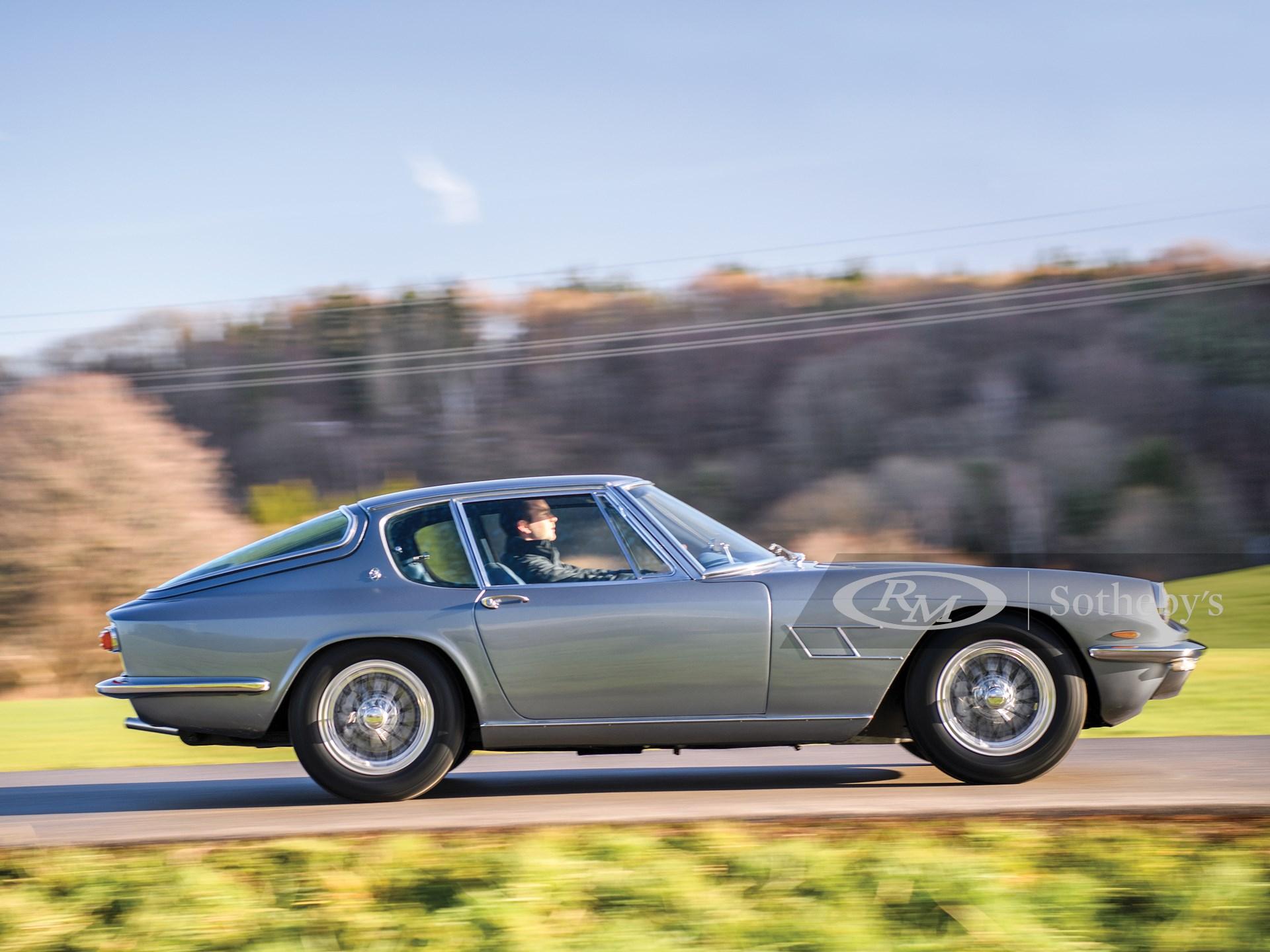 1965 Maserati Mistral 3.7 Coupé   Essen 2019   RM Sotheby's