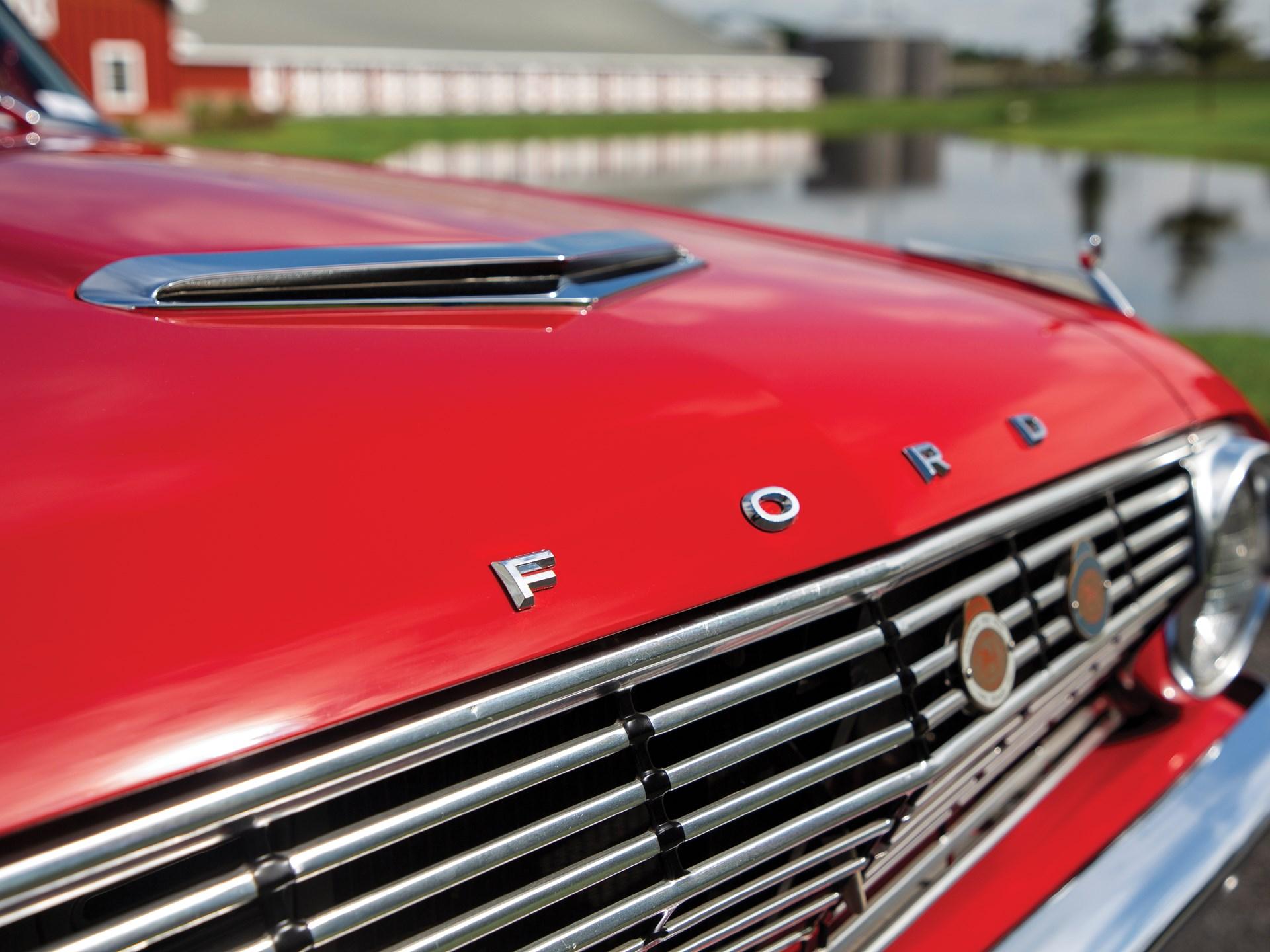 RM Sotheby's - 1963 Ford Falcon Futura Sport Convertible