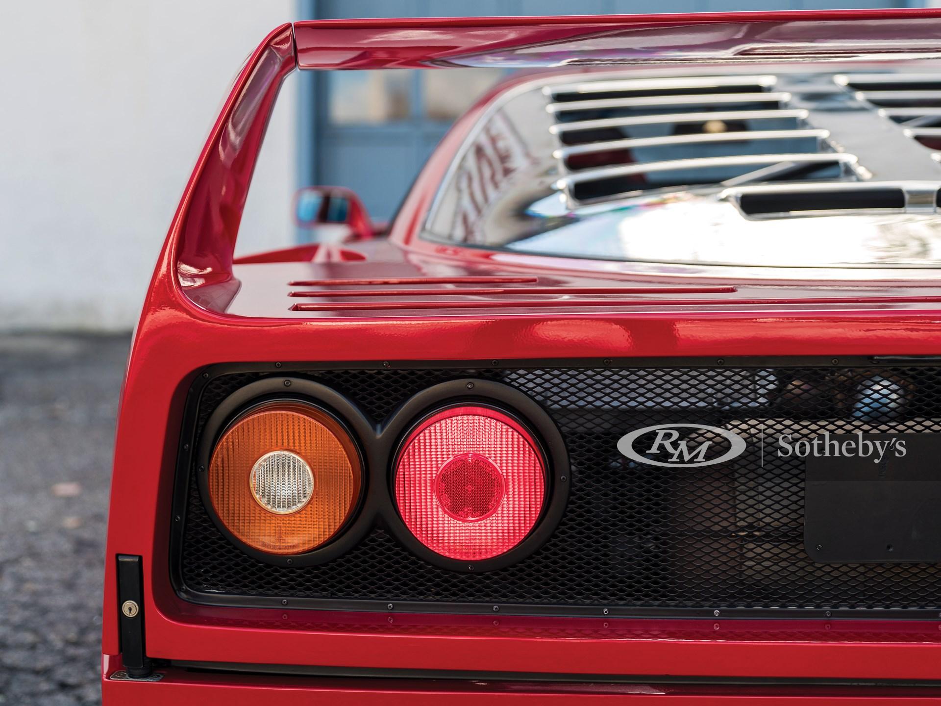1989 Ferrari F40  -