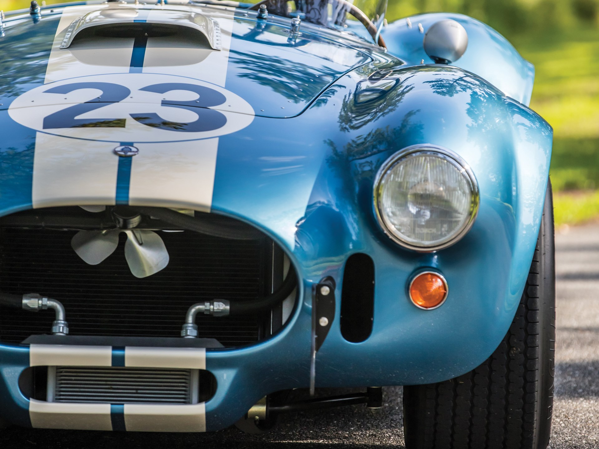 RM Sotheby's - 1965 Shelby 427 Cobra | Monterey 2019