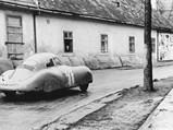 1939 Porsche Type 64  - $Korneuburg road race, Austria, April 6, 1952.