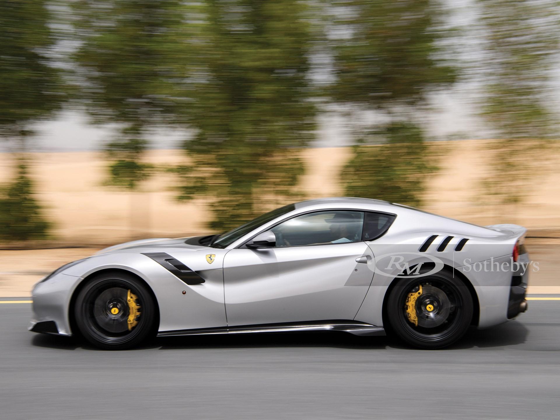 2016 Ferrari F12tdf  -
