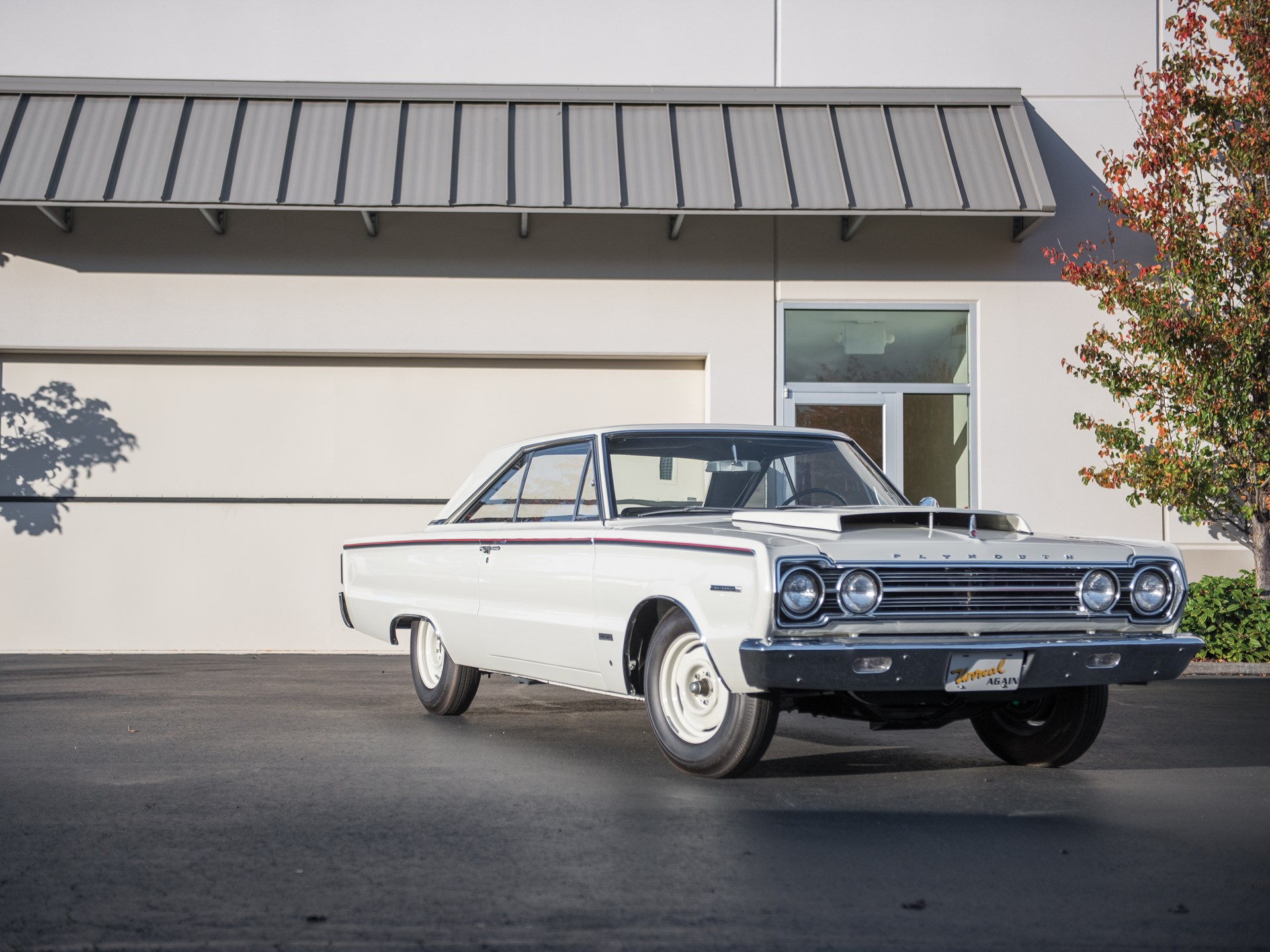 1967 Plymouth Belvedere II Super Stock Hemi