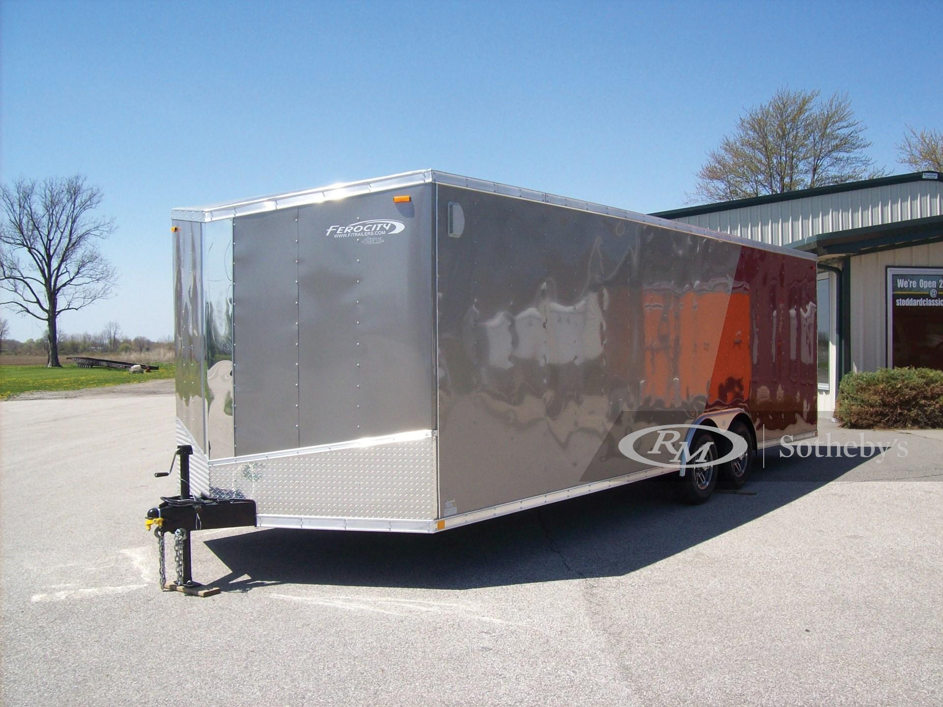 2011 Ferocity Enclosed 24'x8.5'