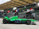 2005 Lola B05/52 A1 Grand Prix  - $Adam Carroll, Team Ireland, Round 3, A1 Grand Prix of Nations, Malaysia, 2007–08.