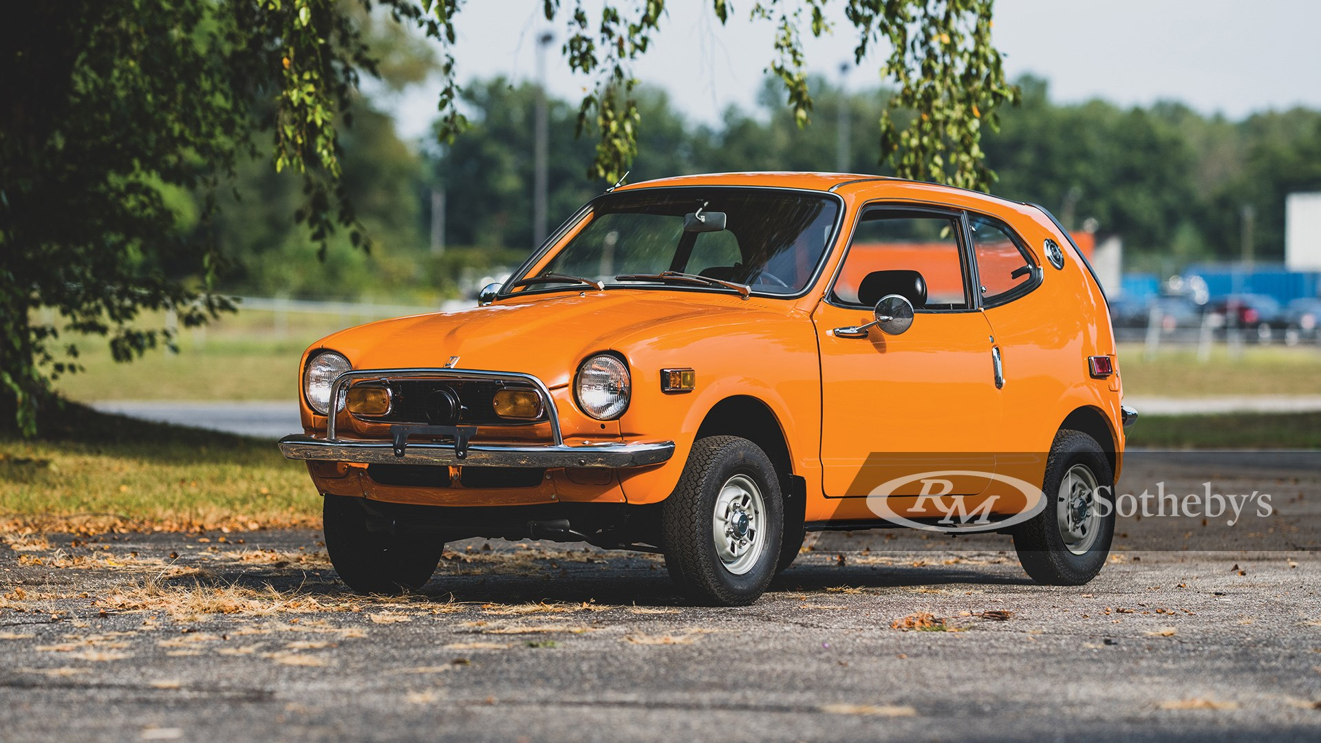 RM Sotheby's The Elkhart Collection 2020, Blog, 1972 Honda Z600 Coupe