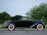 1937 Lincoln Model K Convertible Victoria by Brunn - $