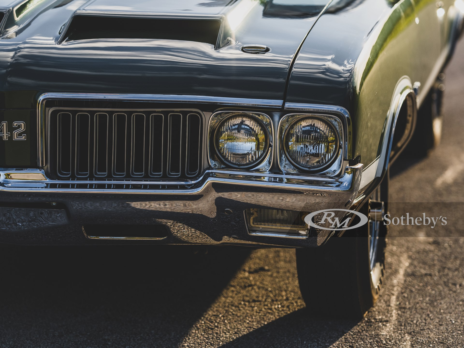 1970 Oldsmobile 442 Convertible  -