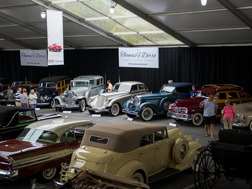 RM Sotheby\'s - Hershey 2017