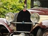 1931 Bugatti Type 49 Saloon by Vanvooren - $
