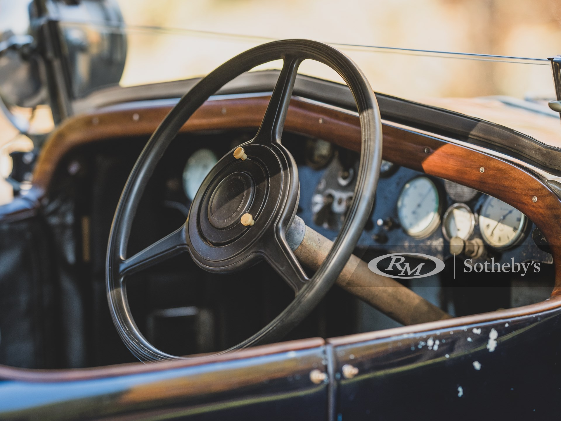 1921 Hispano-Suiza H6B Tourer by Chavet -