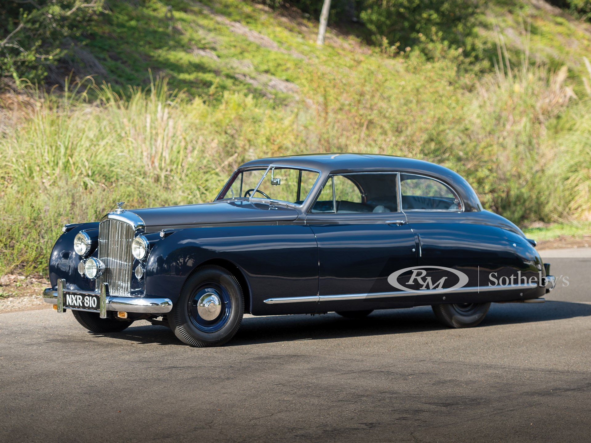 1948 Bentley Mark VI 'New Look' Two-Door Saloon by James Young