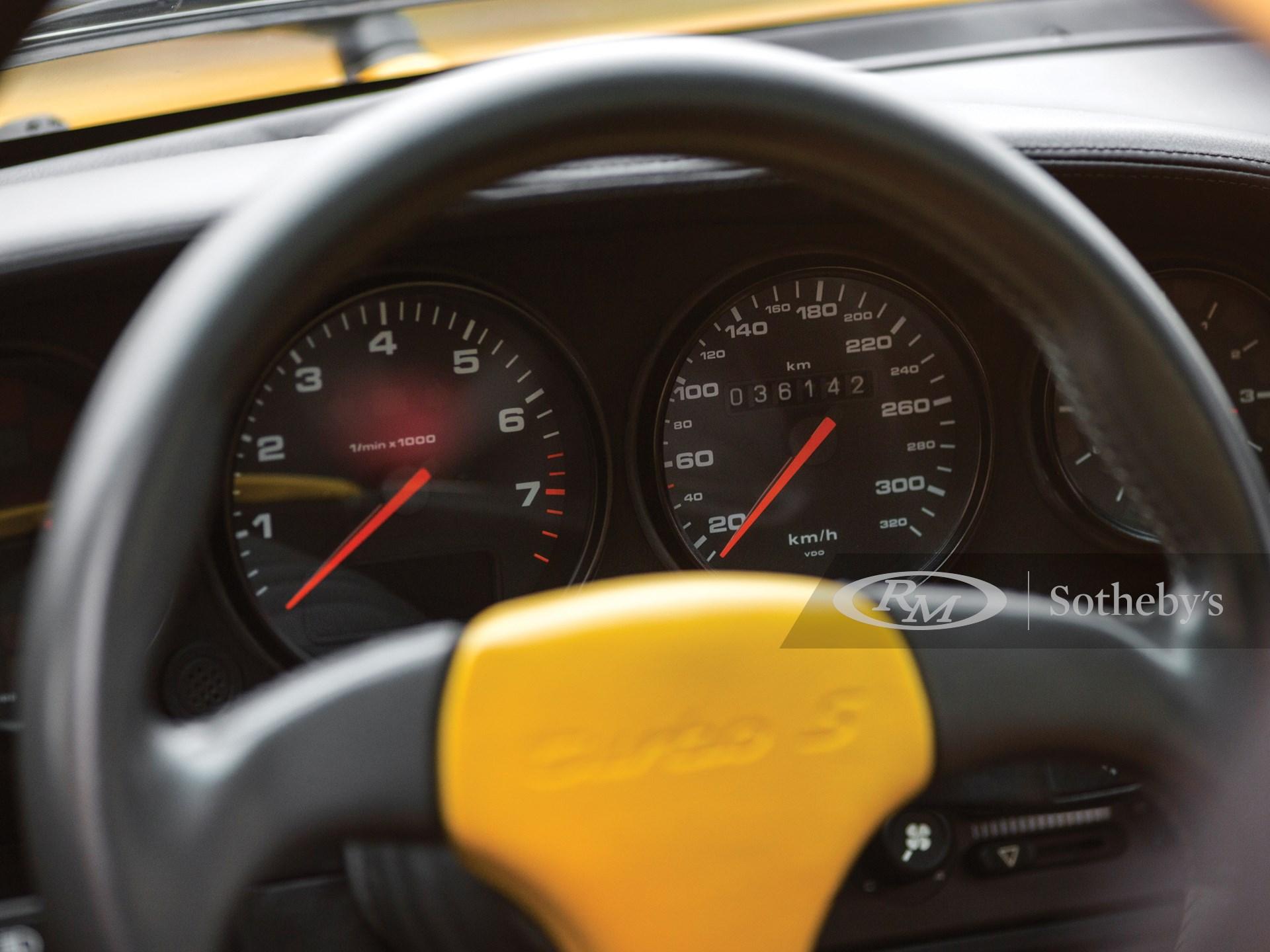 1993 Porsche 911 Turbo S 'Leichtbau'  -