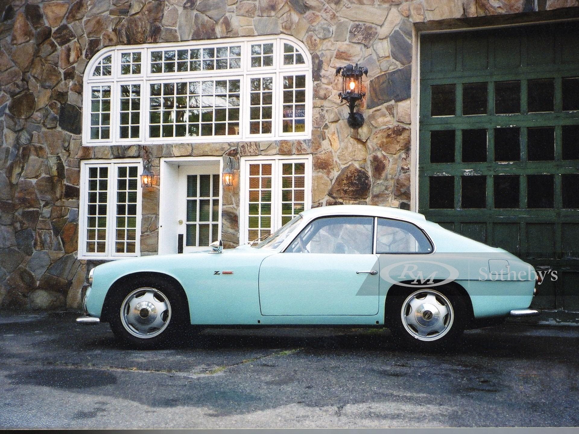 1965 Osca 1600 GT Zagato Coupe