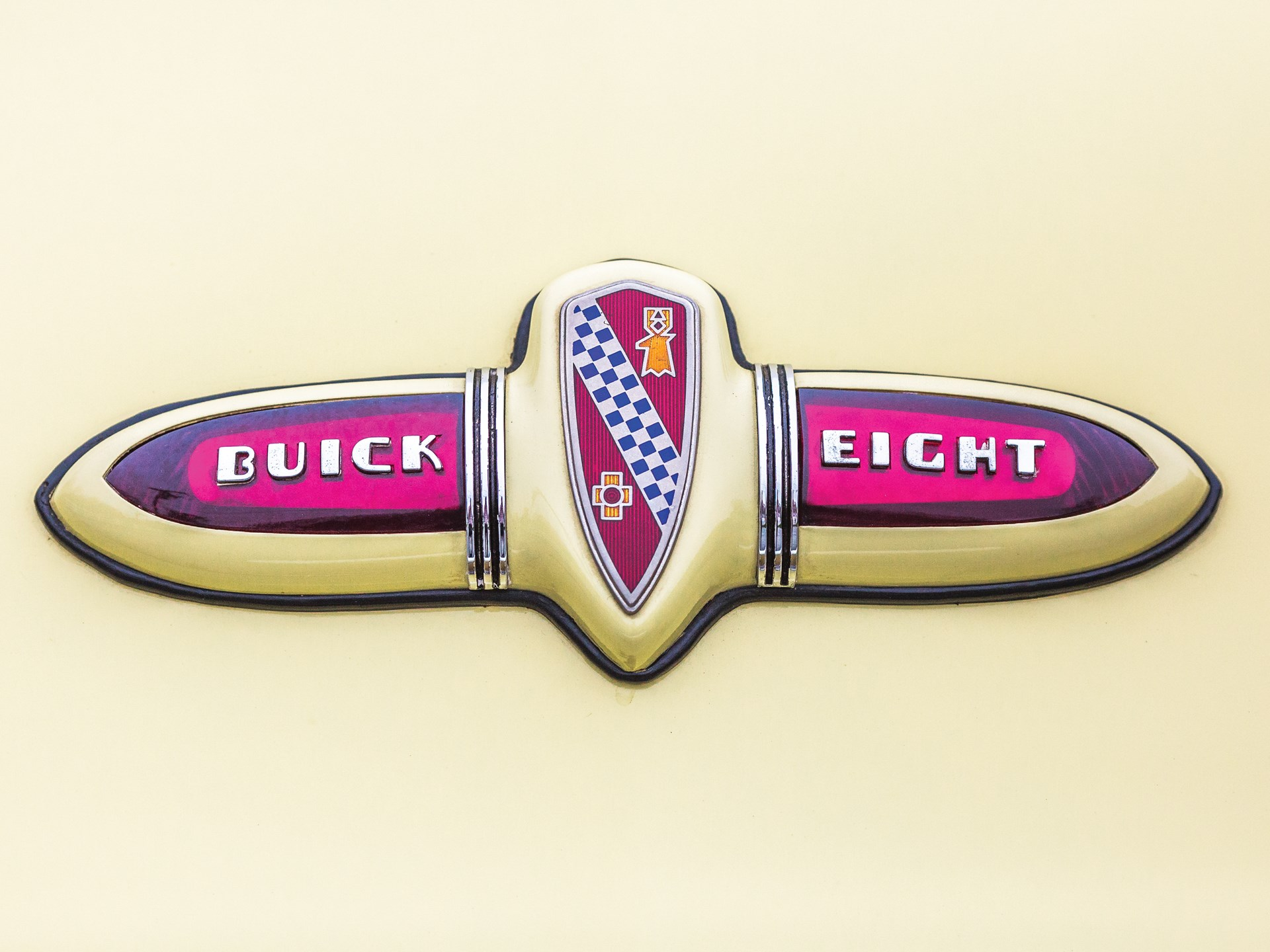 1939 Buick Roadmaster Sport Phaeton