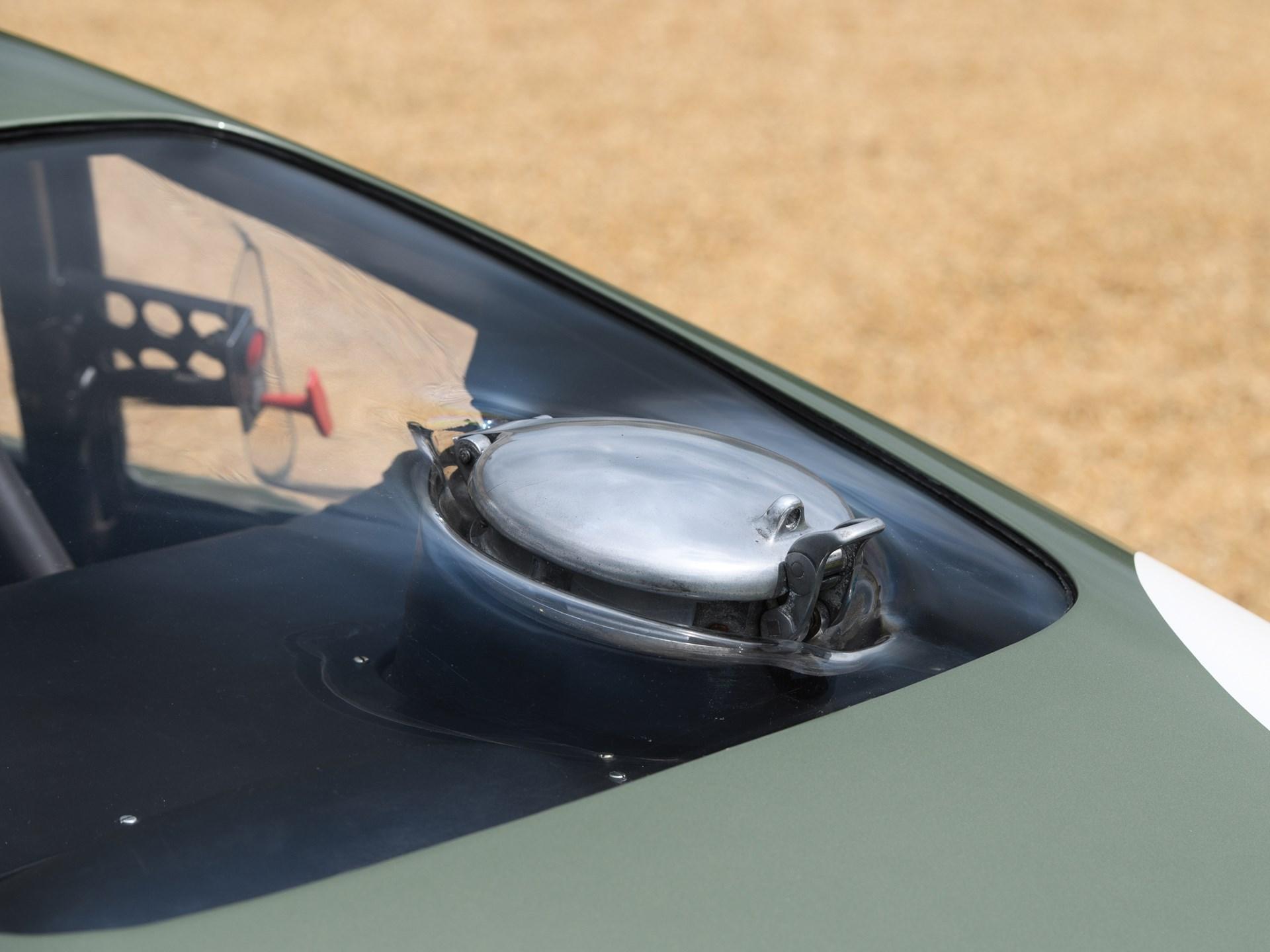 1963 Aston Martin DP215 Grand Touring Competition Prototype
