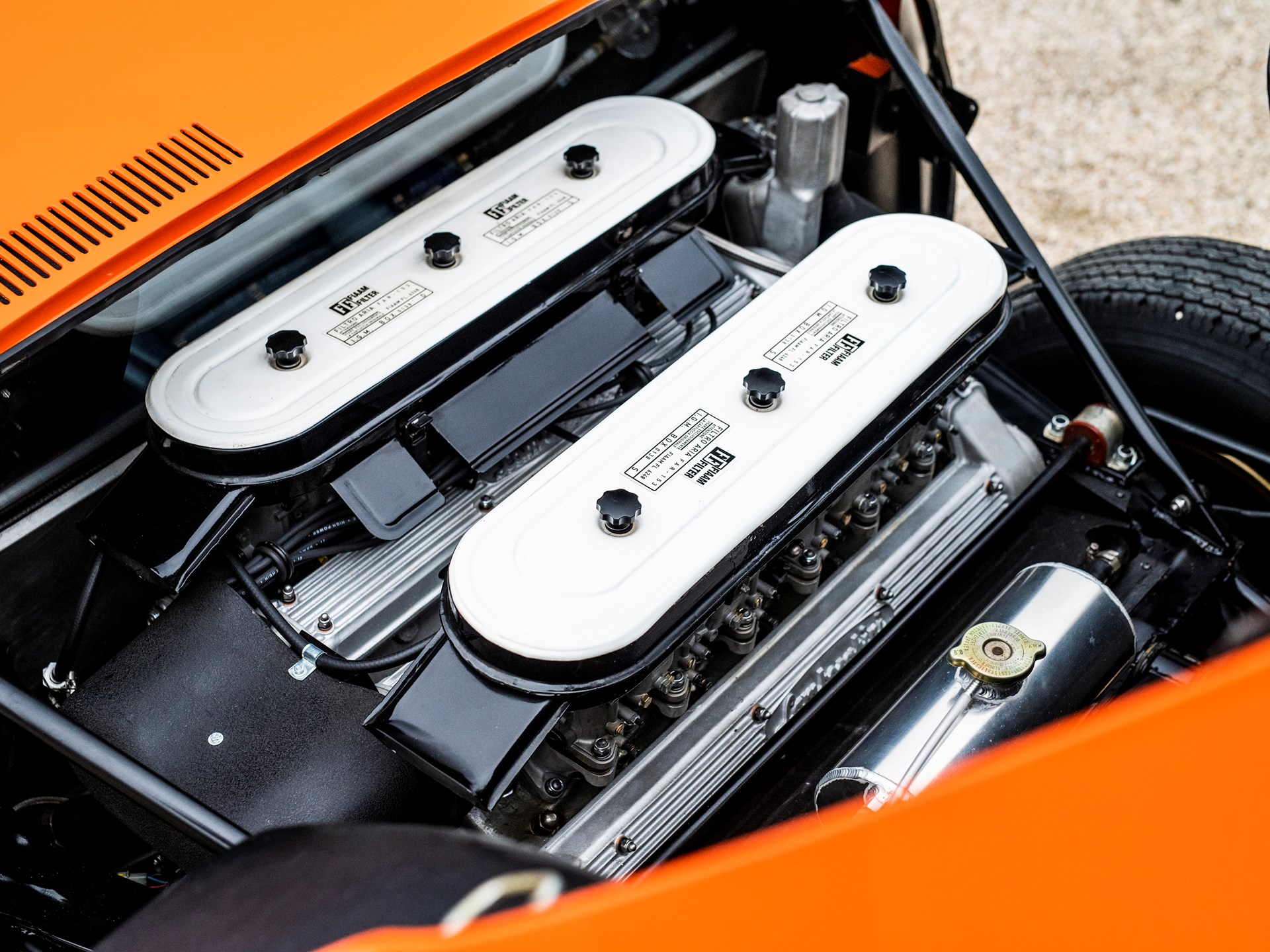 1967 Lamborghini Miura P400 by Bertone