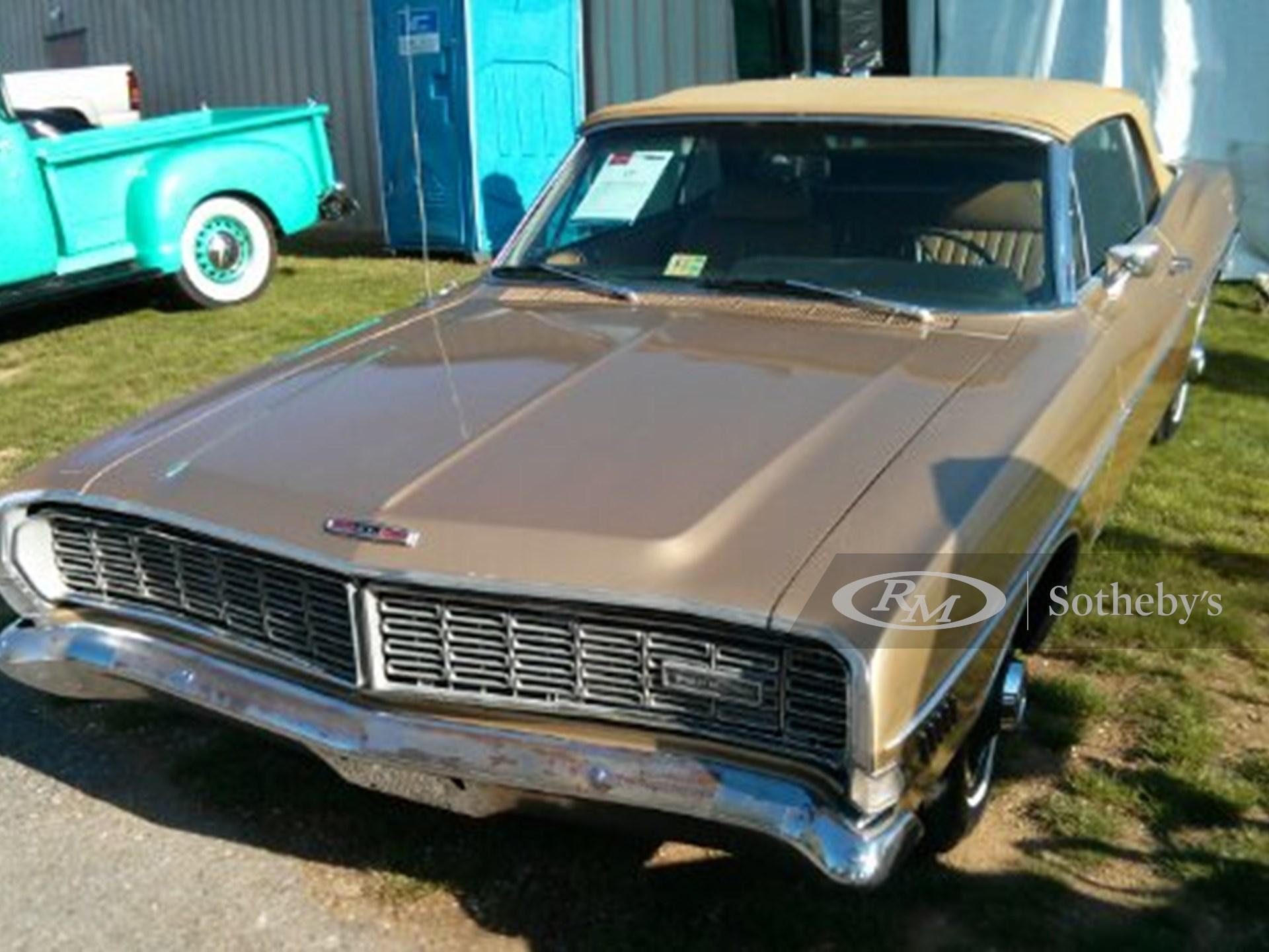 1968 Ford Galaxie XL