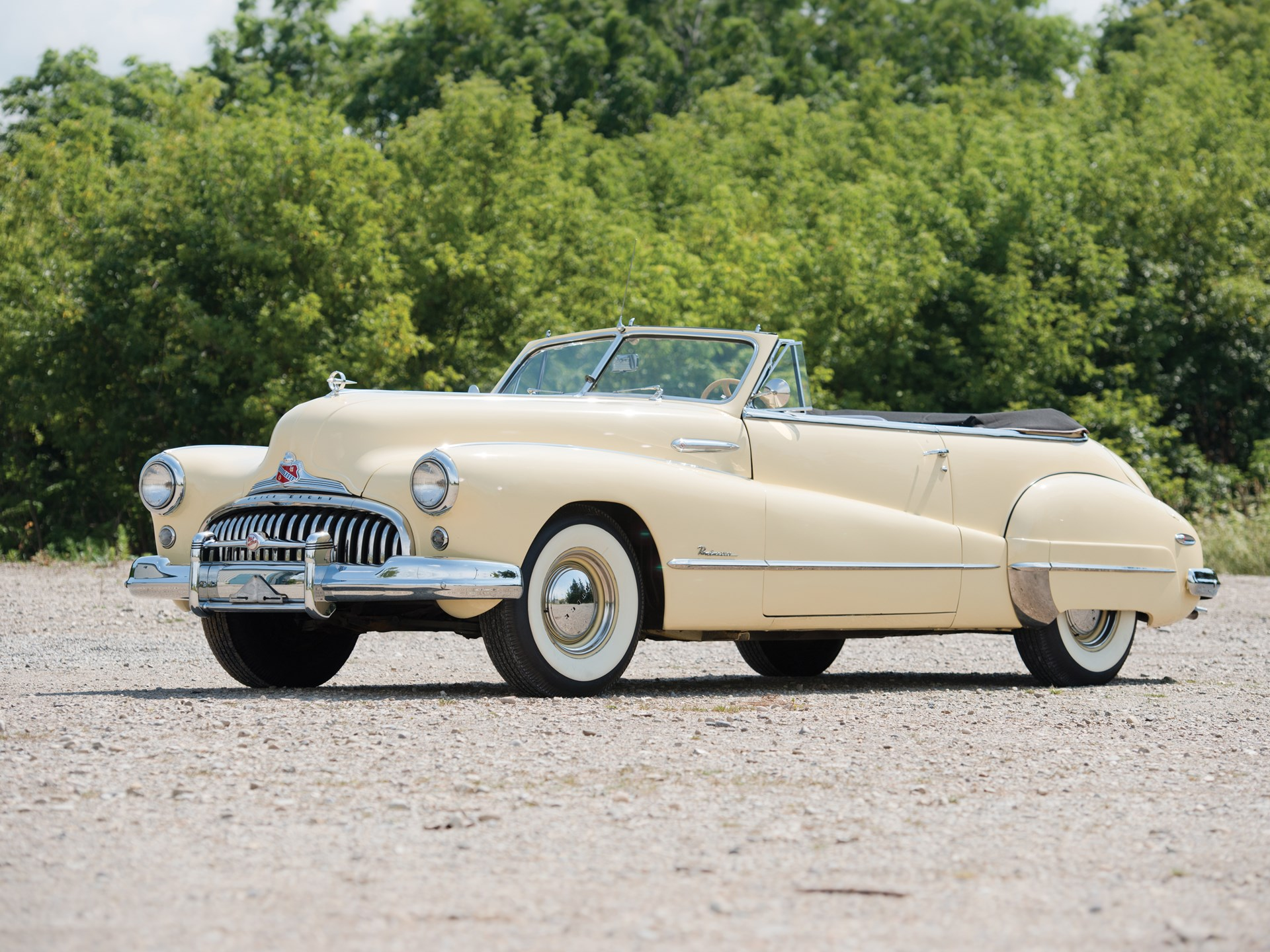 rm sotheby 39 s 1947 buick roadmaster convertible hershey. Black Bedroom Furniture Sets. Home Design Ideas