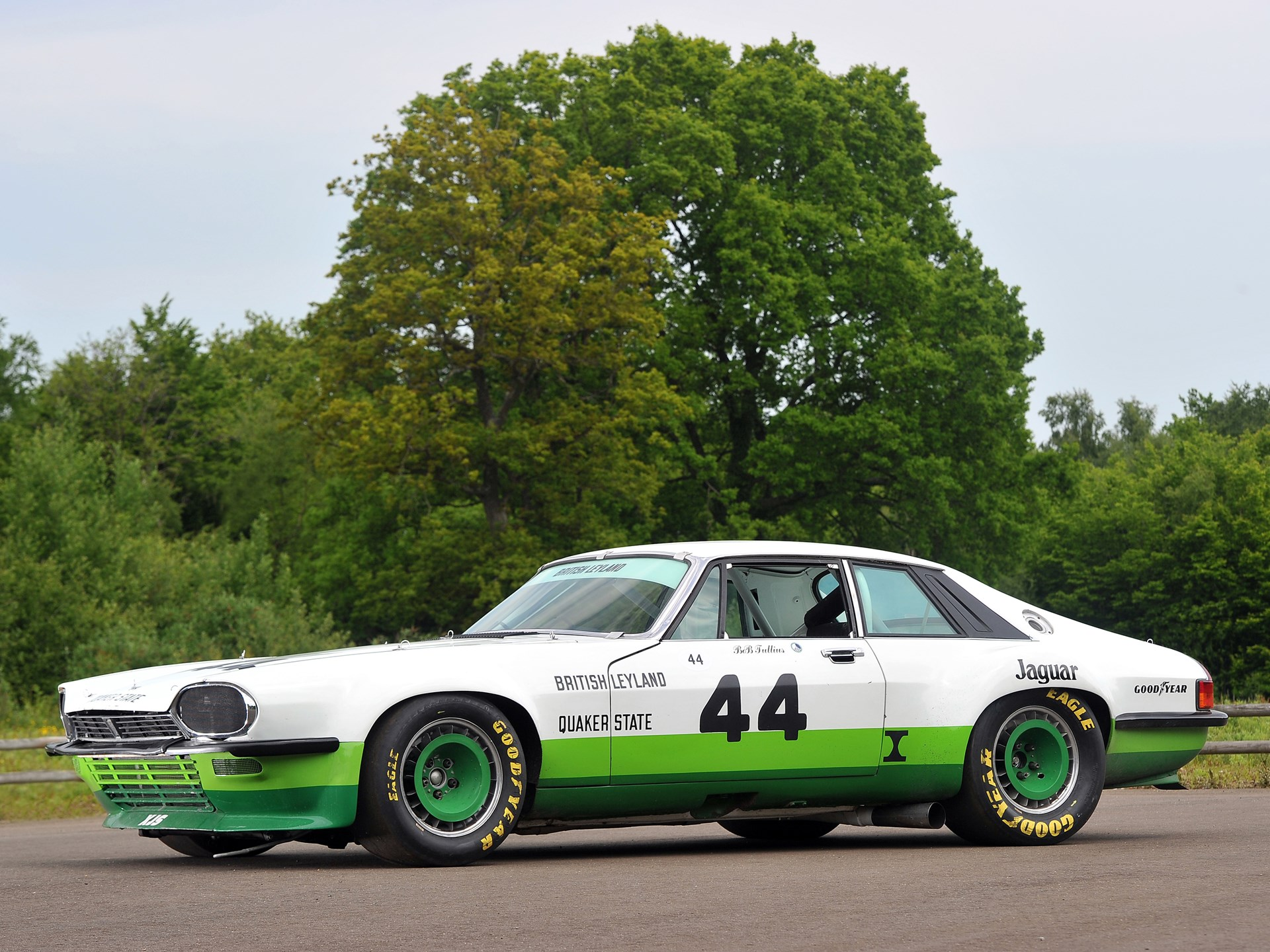 RM Sotheby's - 1978 Jaguar XJ-S Group 44 Trans-Am Race Car ...