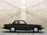 1986 Mercedes-Benz 560 SL  - $