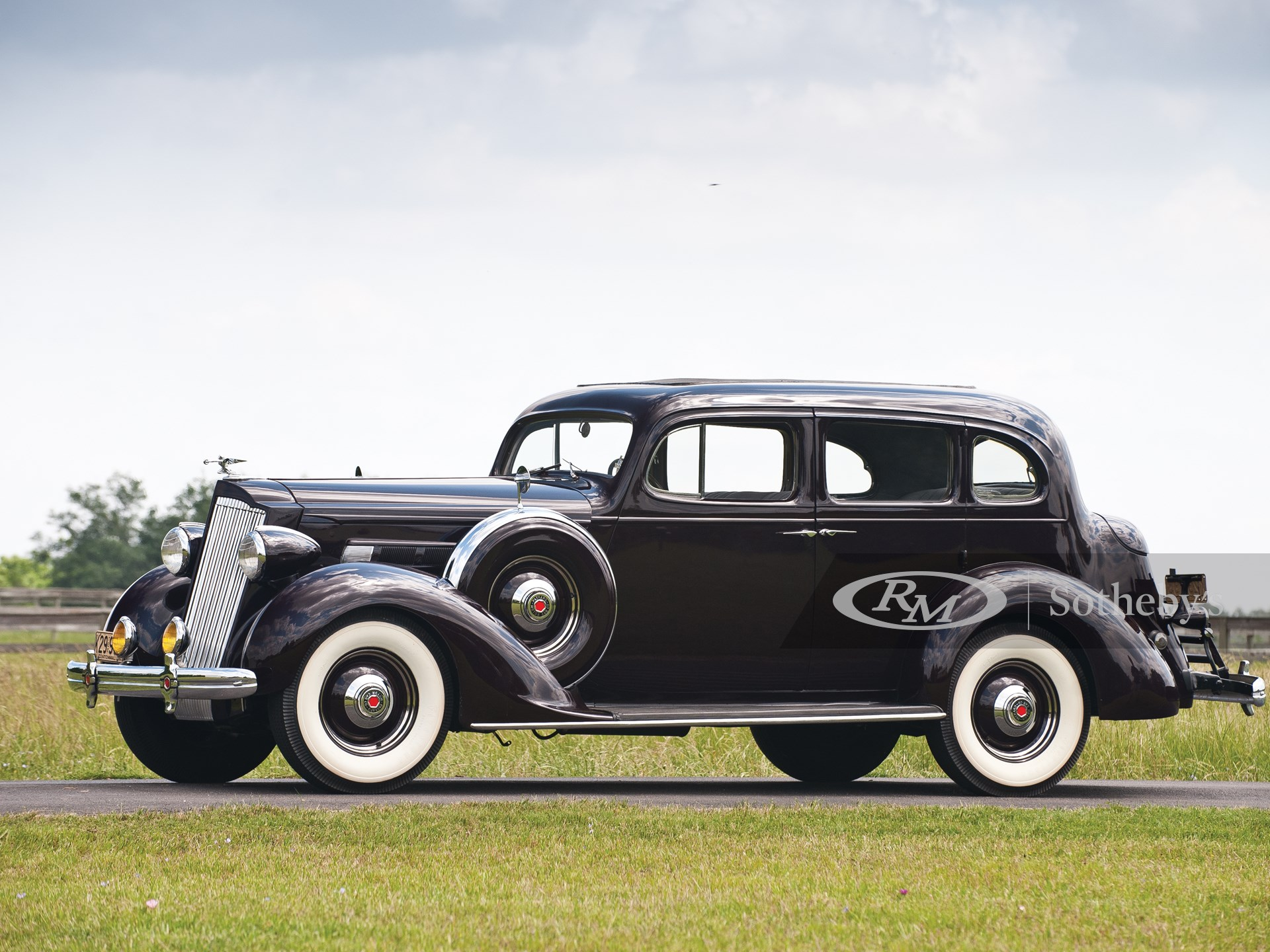 1936 Packard One Twenty Touring Sedan