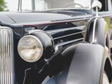 1935 Packard Twelve Convertible Sedan by Rollston - $