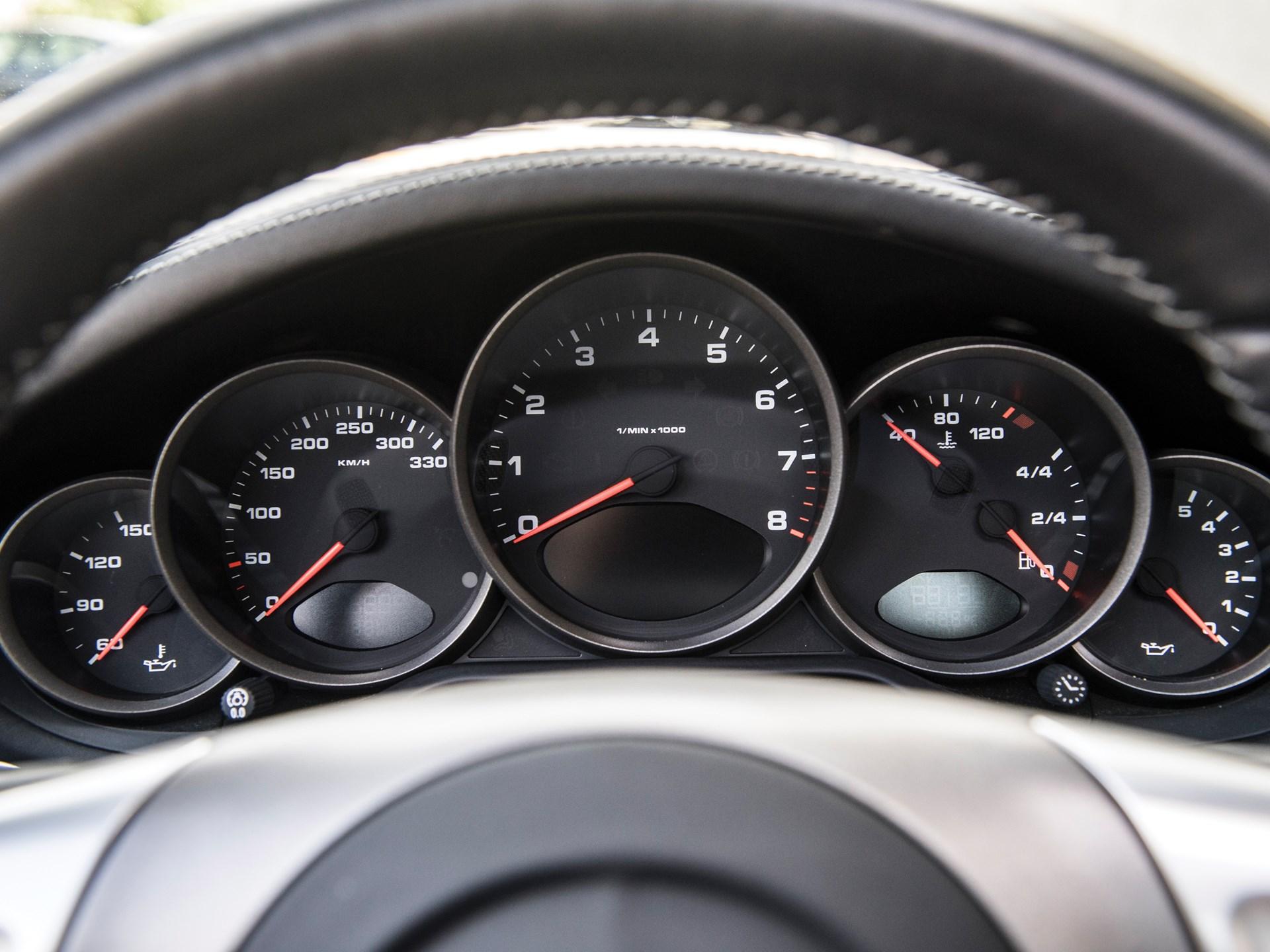 2006 Porsche 911 Carrera S Club Coupe