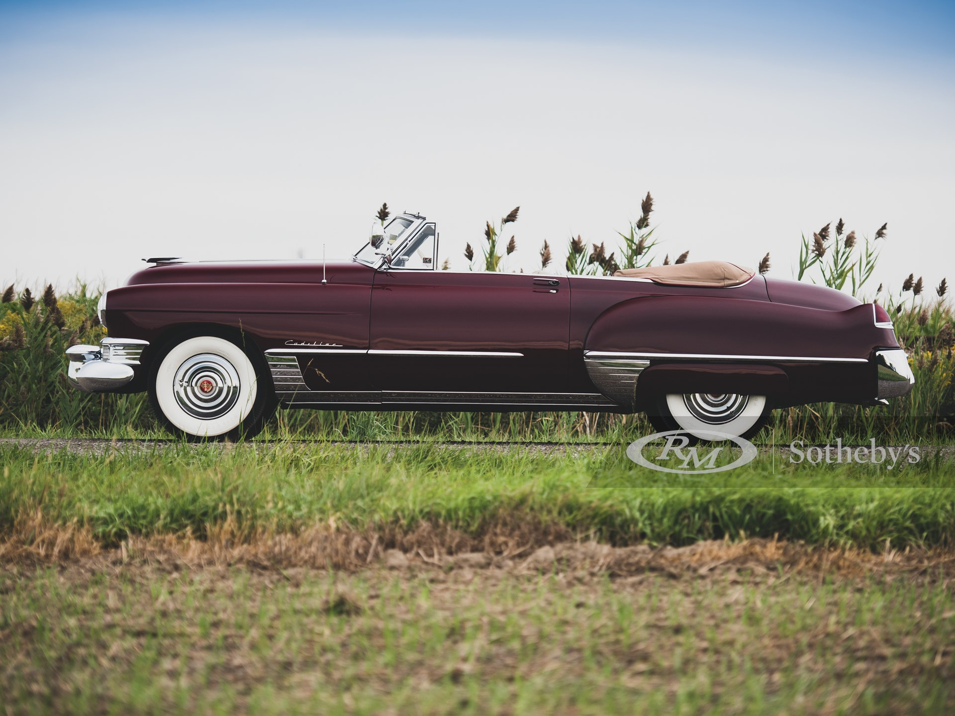 1949 Cadillac Series 62 Convertible  -