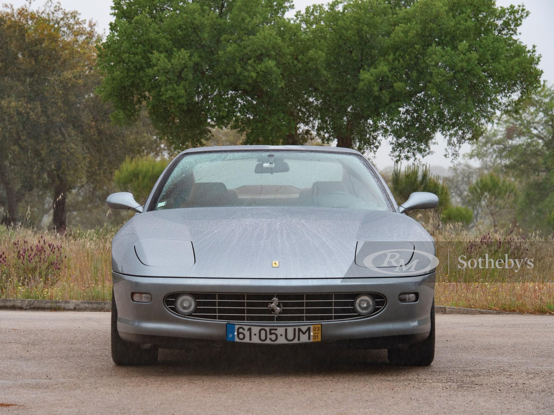 2003 Ferrari 456M GTA  -