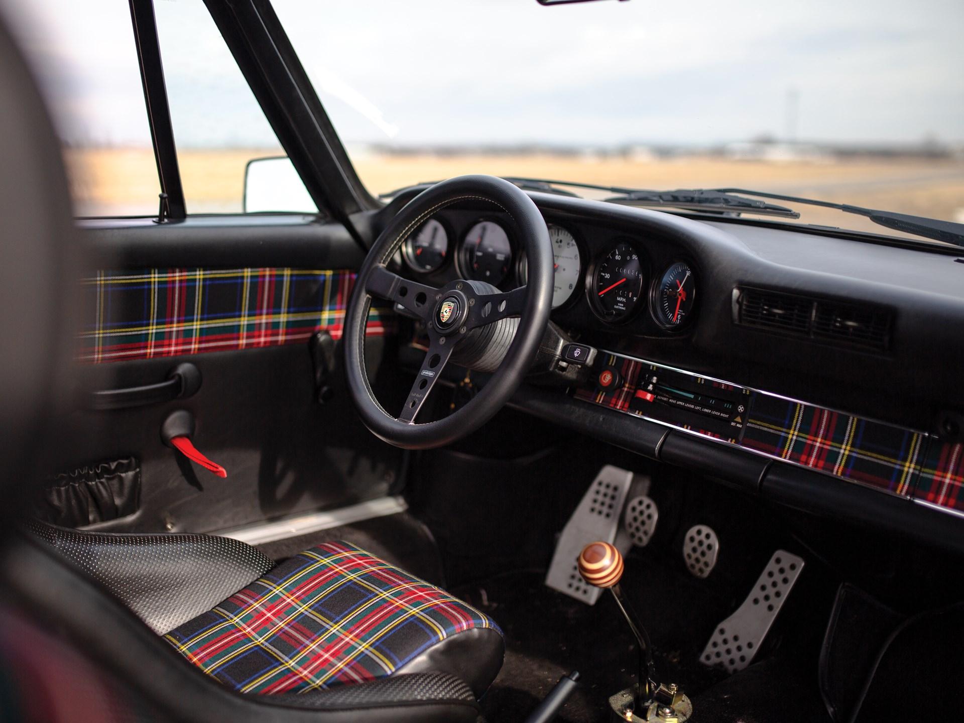1978 Porsche 911 gProgramm