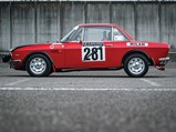 1971 Lancia Fulvia Coupé Rallye 1,3S  - $Captured at Via Bergamo, 43 on 04 March 2019. At 1/30, f 2.8, iso100 with a {lens type} at 100mm on a Canon EOS-1D Mark IV.  Photo: Cymon Taylor