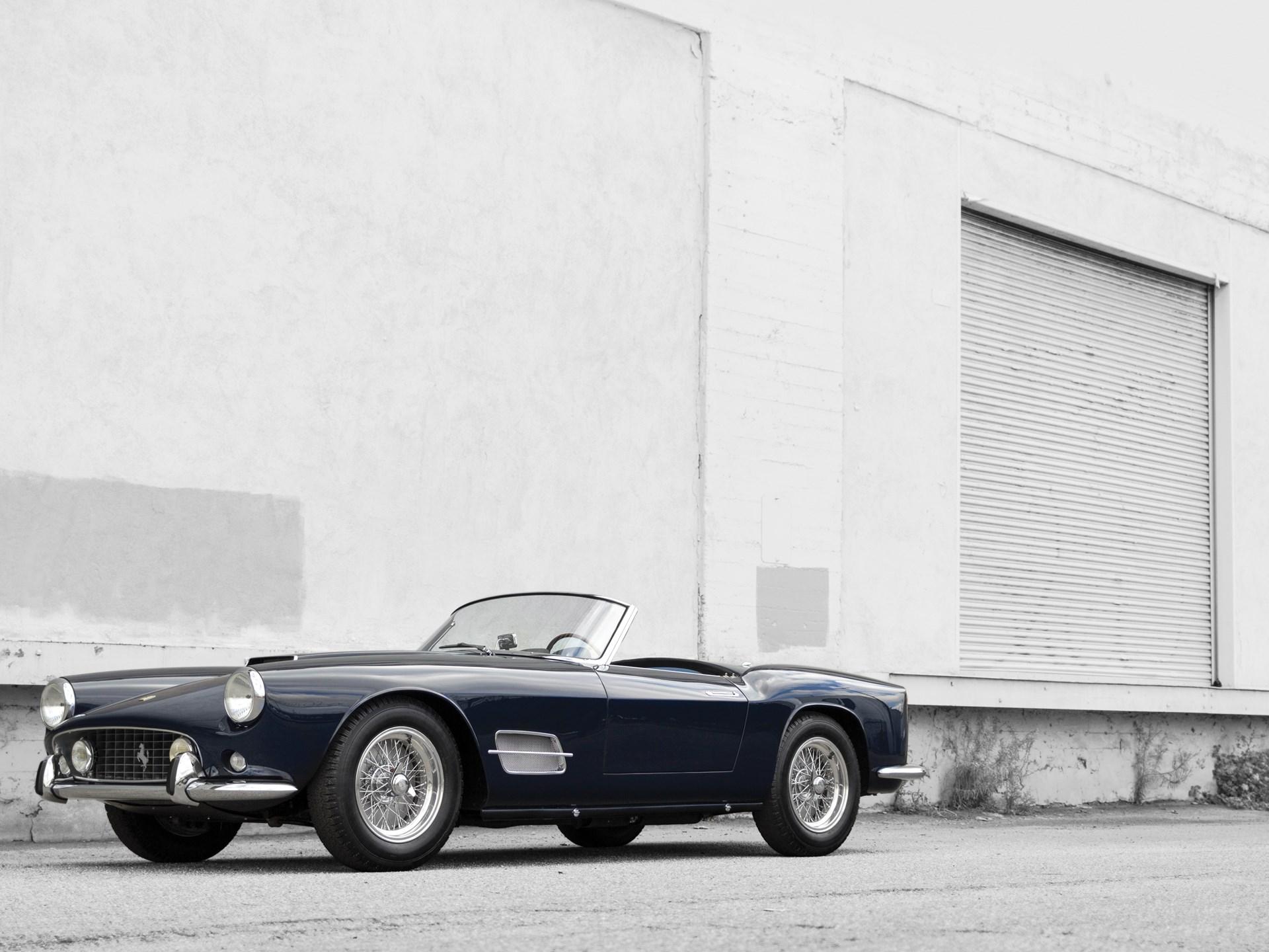 1959 Ferrari 250 GT LWB California Spider by Scaglietti