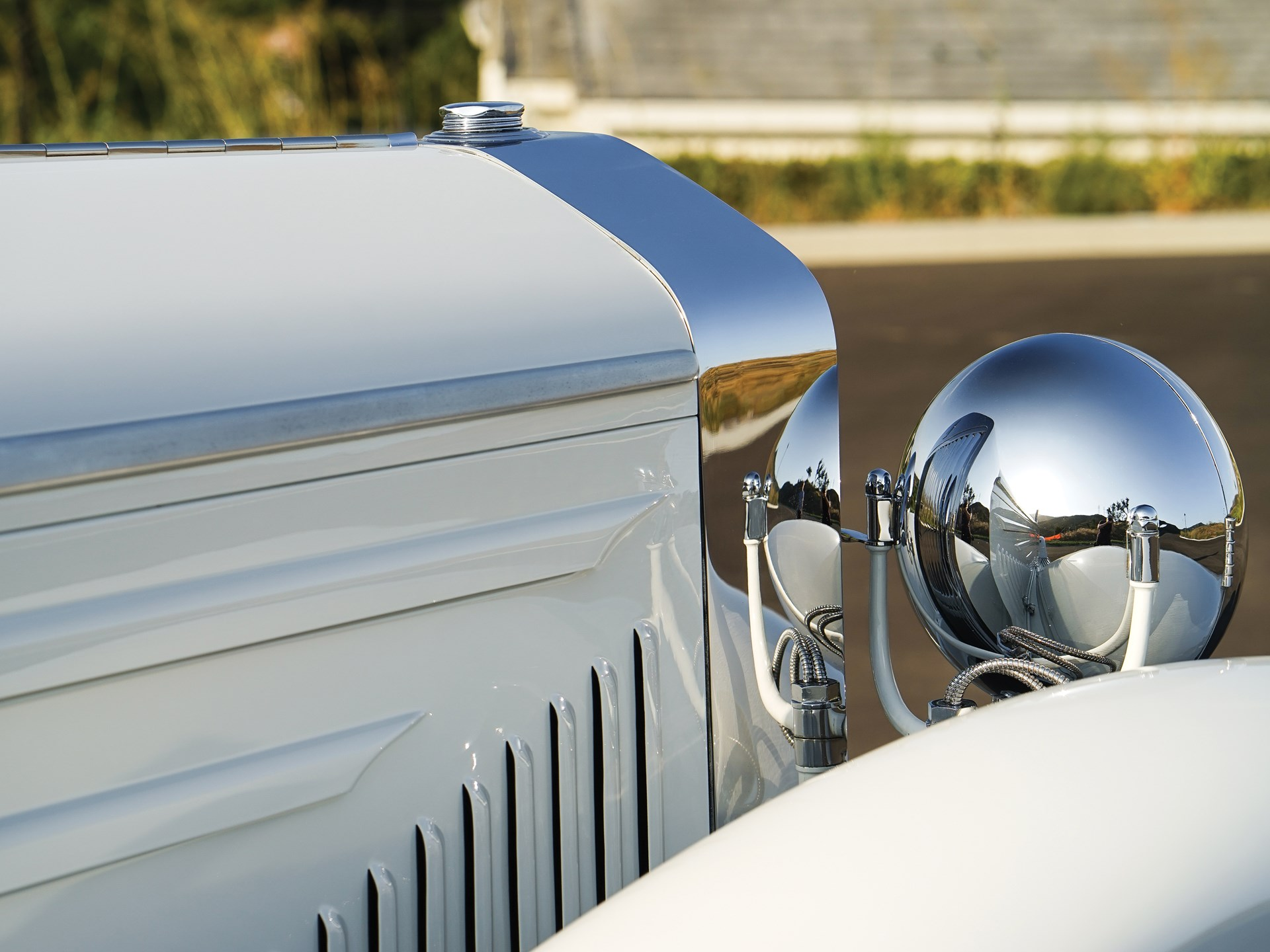 """1930 Isotta Fraschini Tipo 8A """"Flying Star"""" Recreation"""
