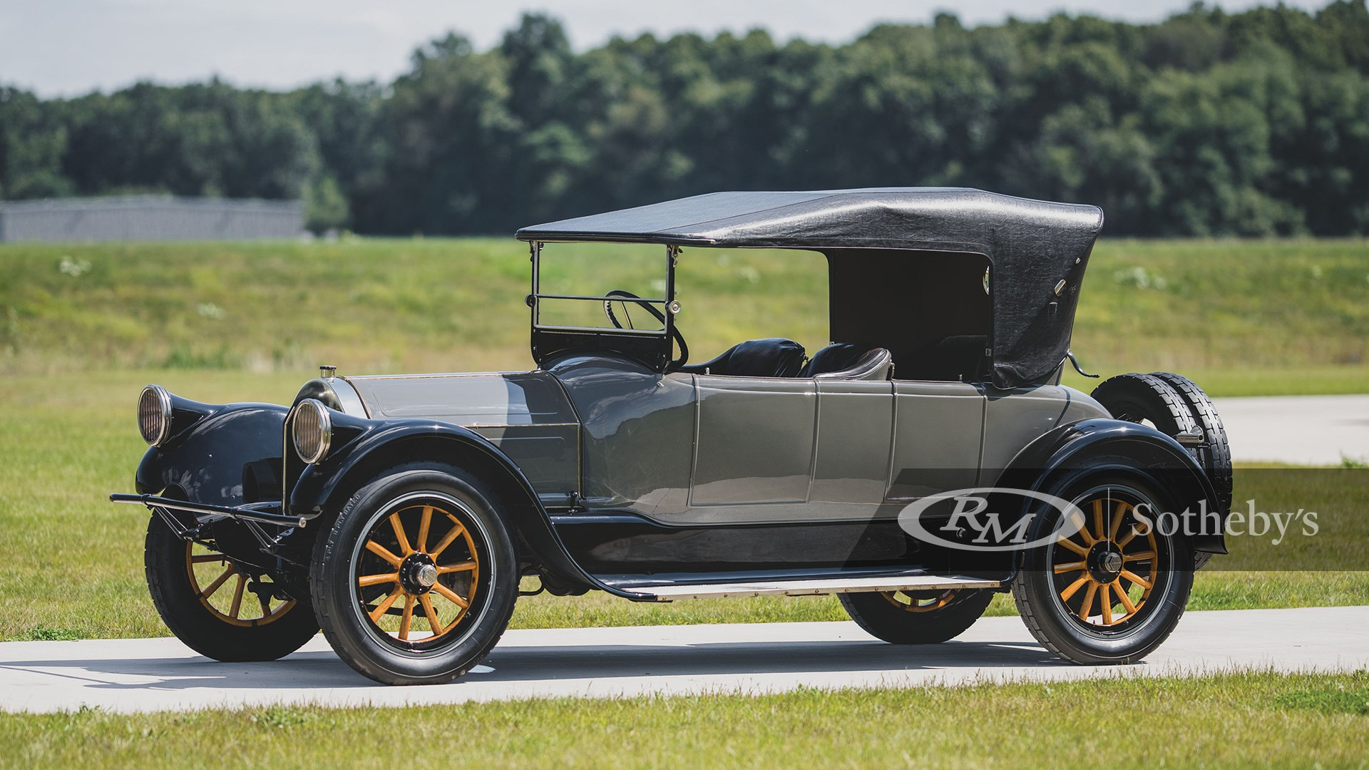 1919 Pierce-Arrow Series 31 Four-Passenger Roadster available at RM Sotheby's Amelia Island Live Auction 2021