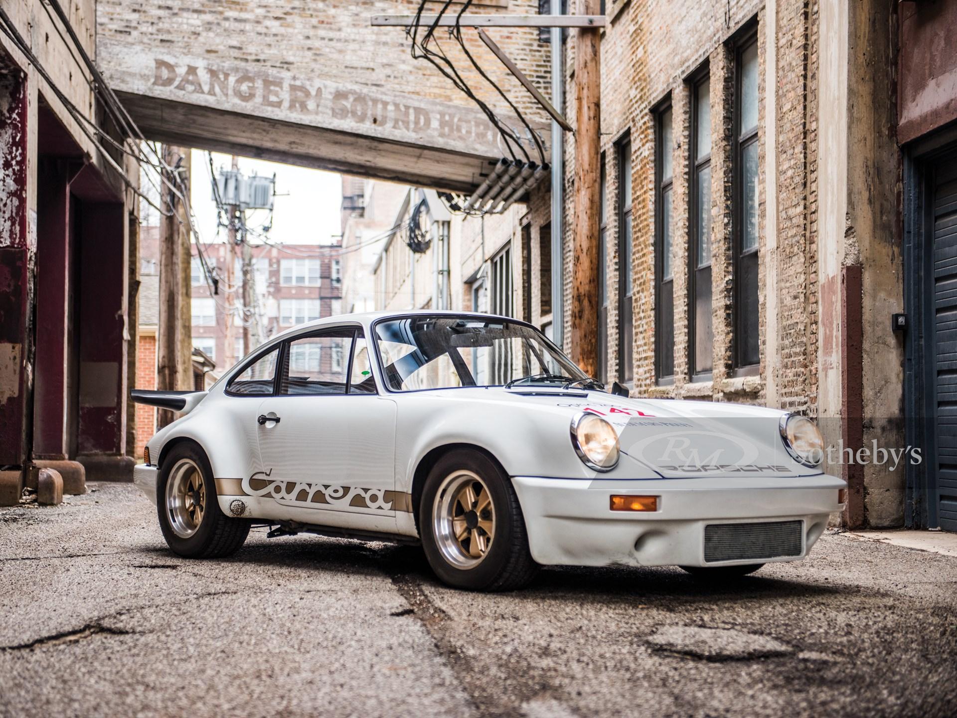 1974 Porsche 911 Carrera Rs 3 0 Amelia Island 2017 Rm Sotheby S
