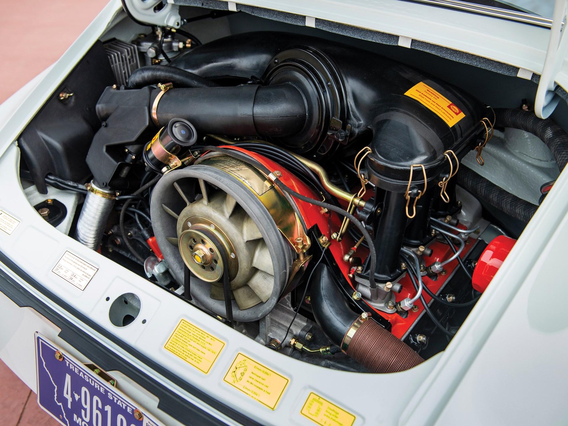 Rm Sothebys 1973 Porsche 911 Carrera Rs 27 Lightweight The Fuel Pump