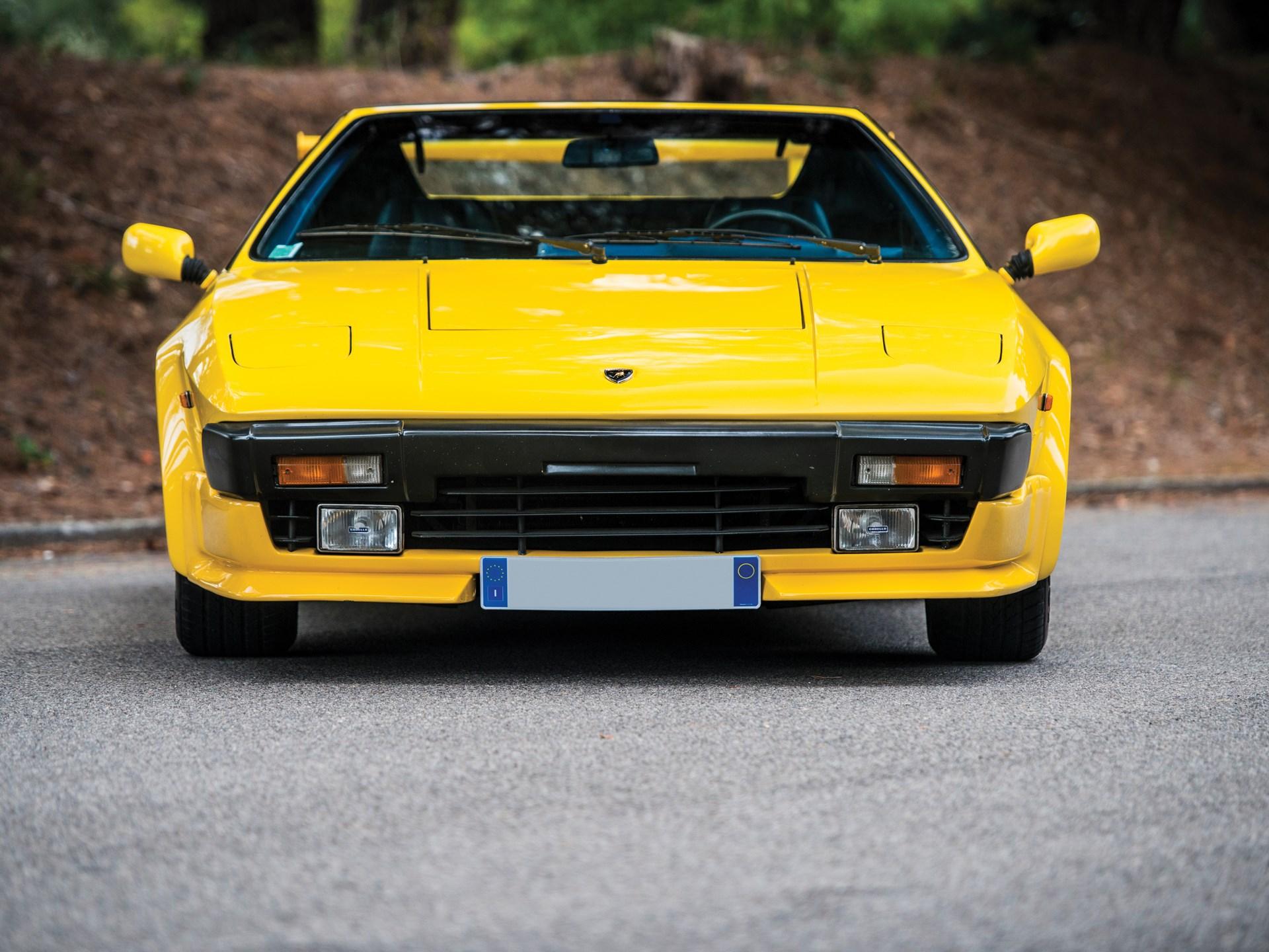 Rm Sotheby S 1985 Lamborghini Jalpa Paris 2018
