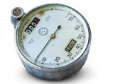 Jaeger 75 MPH Speedometer with Tachometer - $
