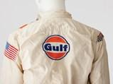 "Racing Suit and Helmet worn by Steve McQueen in ""Le Mans"" - $"