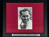Jack Brabham Signed Photograph - $