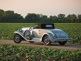1929 Duesenberg Model J Convertible Coupe by Murphy - $