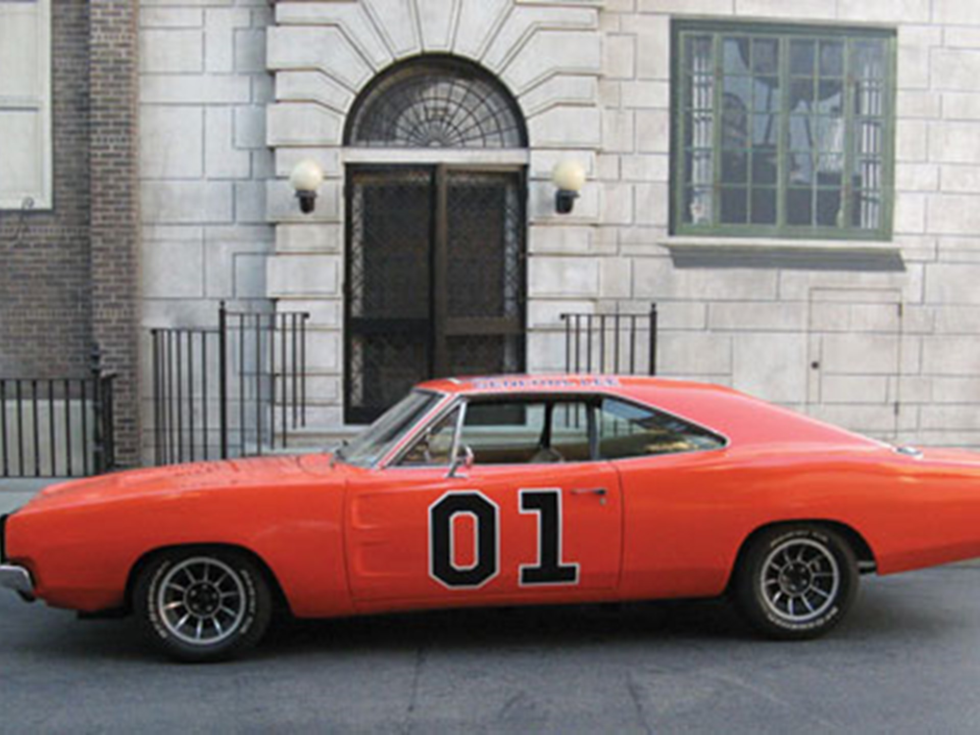 Rm Sothebys 1968 Dodge Charger General Lee Collector Cars Of