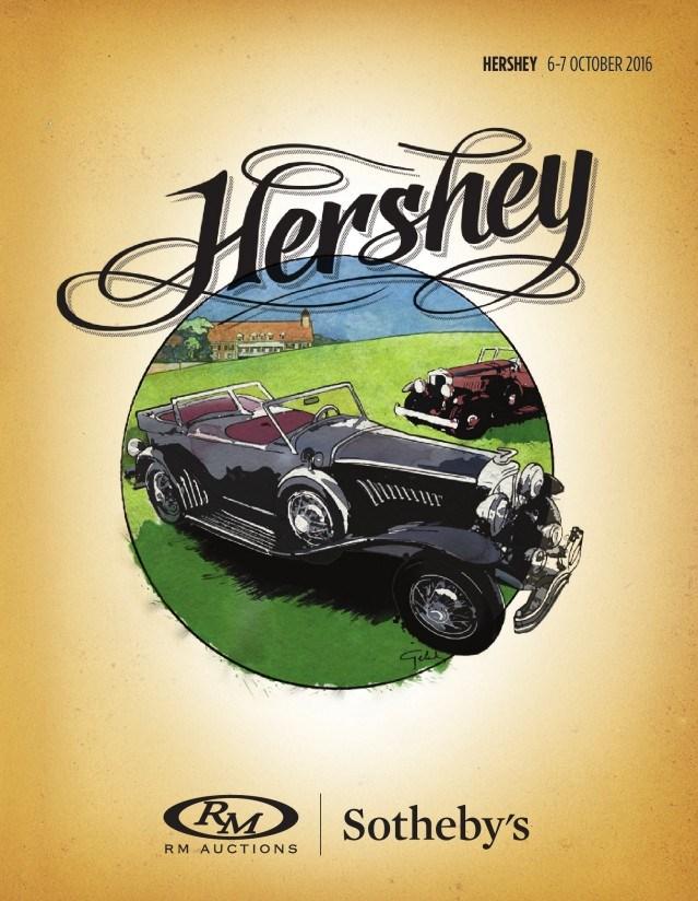 Hershey, 2016