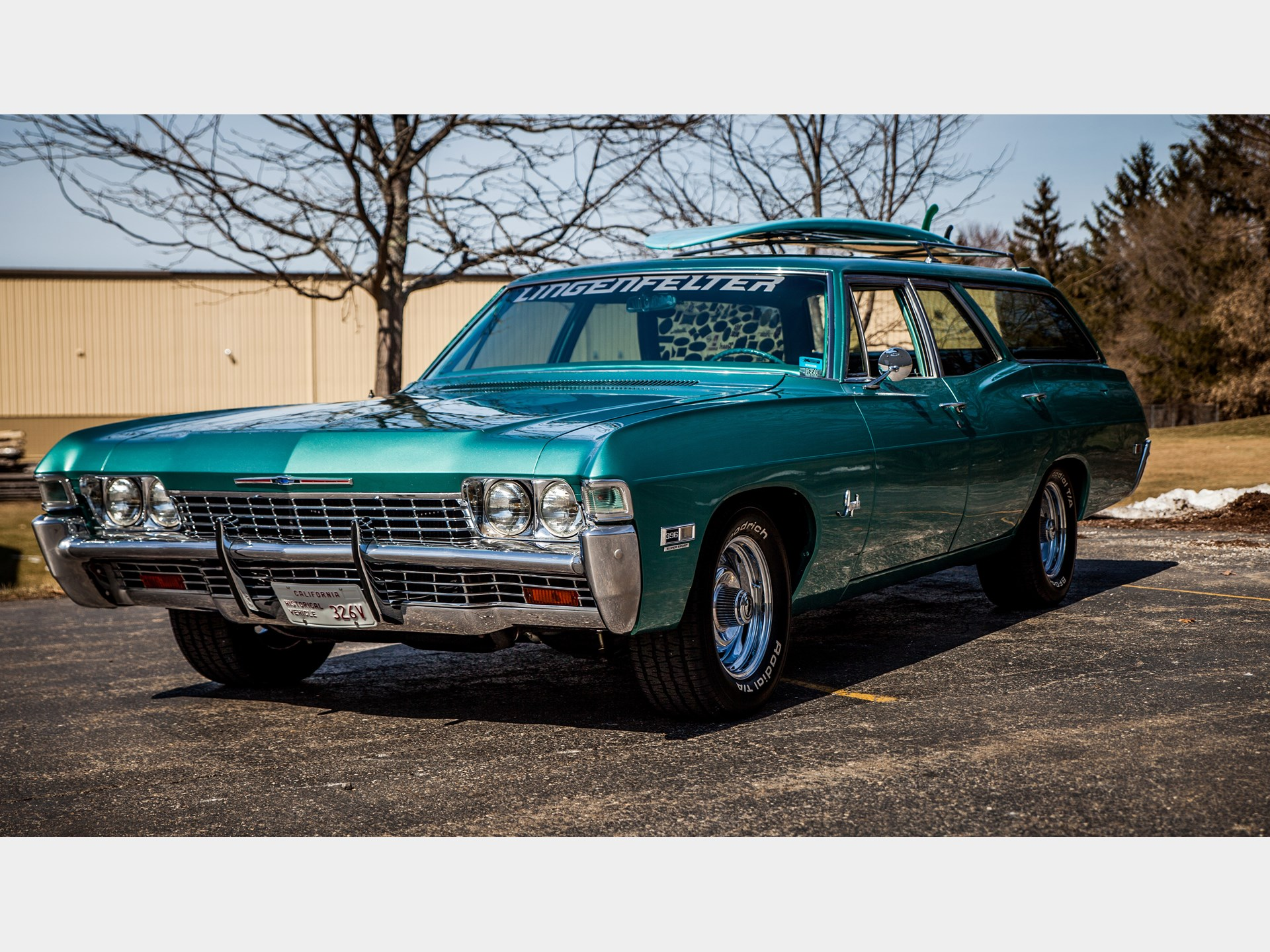 1968 Chevrolet Impala SS Station Wagon