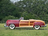 1946 Chrysler Town & Country Roadster  - $