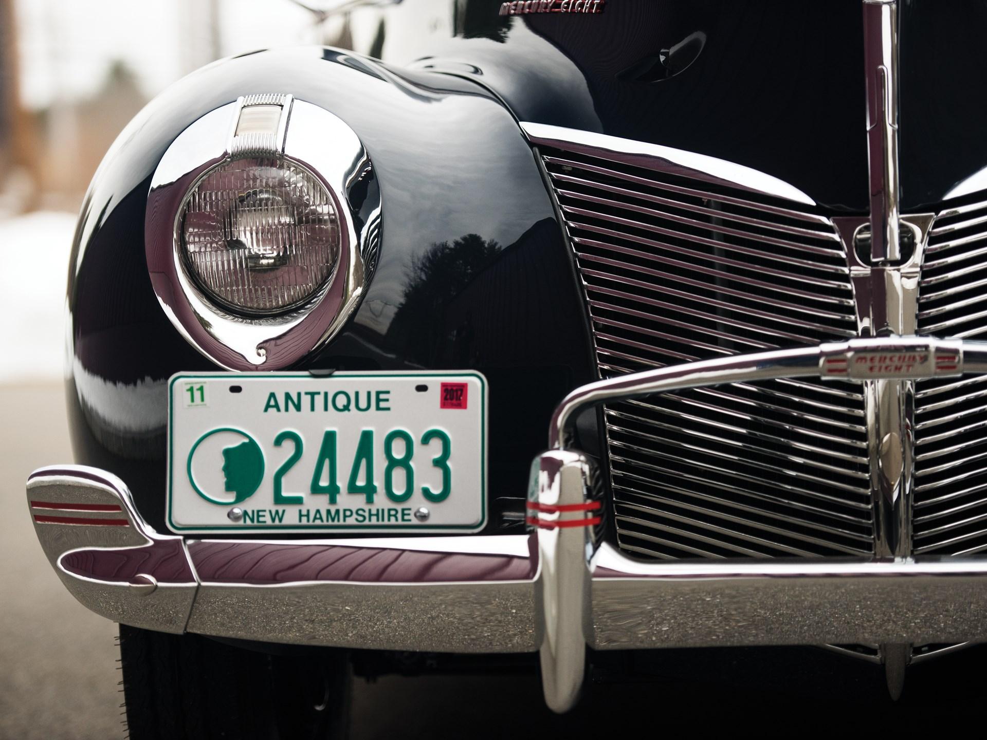 1940 Mercury Convertible Sedan