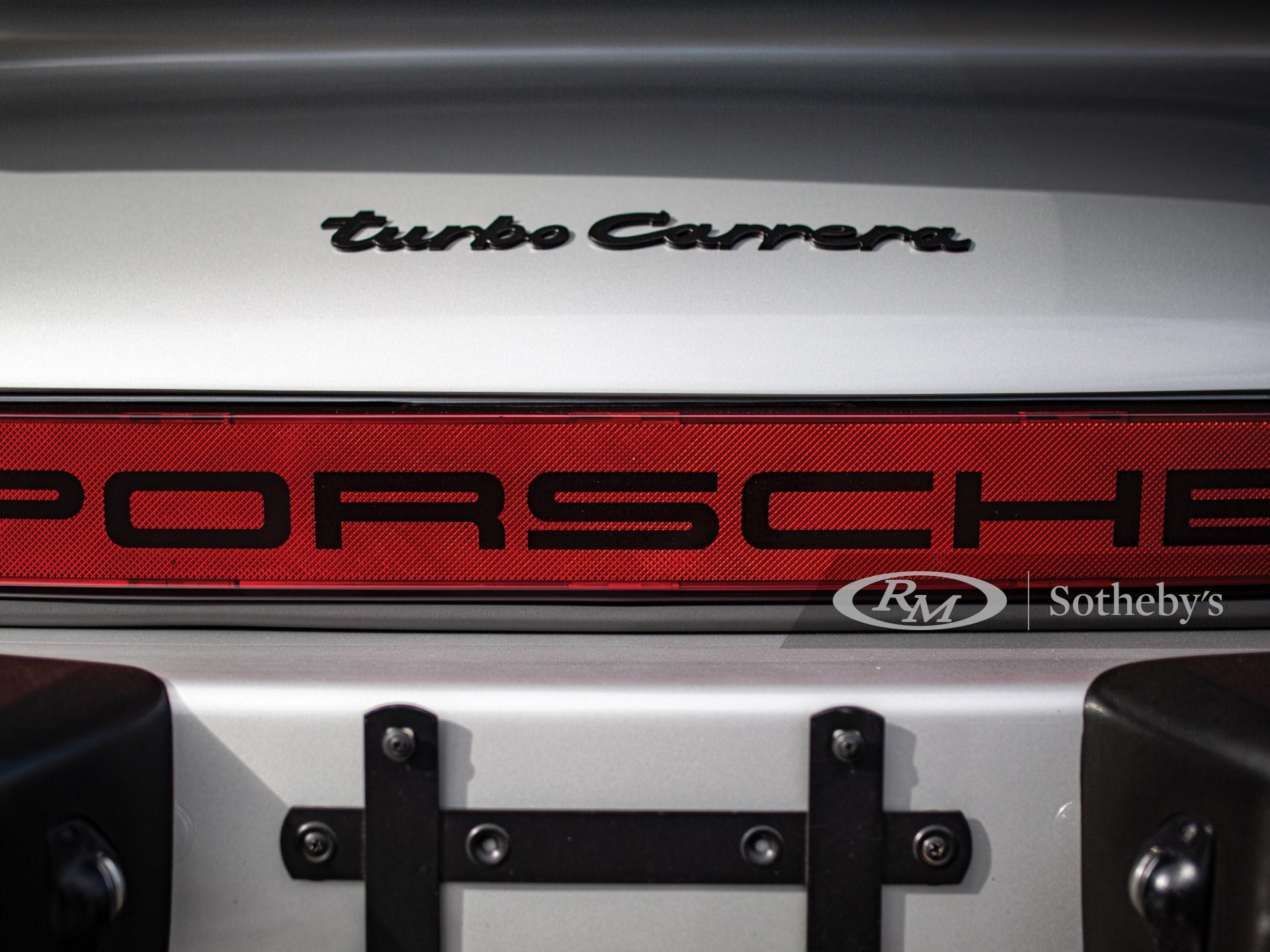 1976 Porsche 911 Turbo Carrera  -