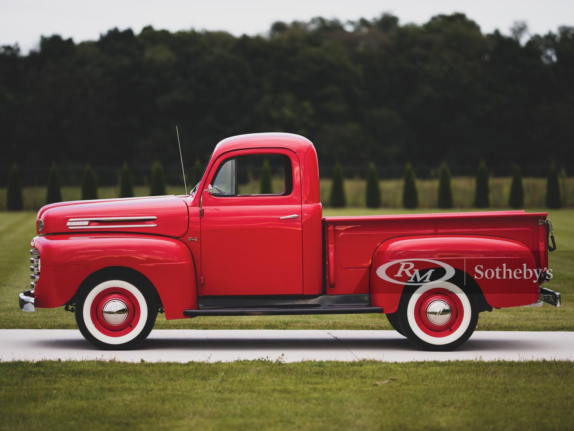 1948 Ford F1 Pickup  -